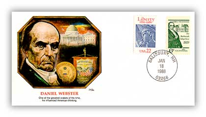 1988 Daniel Webster Cover