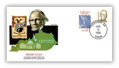 1988 Henry Clay Cover