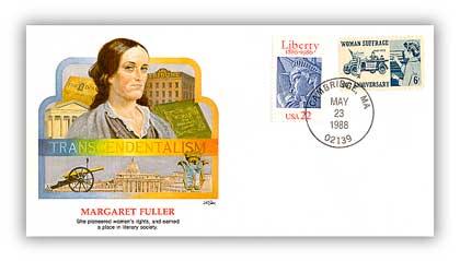 1988 Margaret Fuller Cover