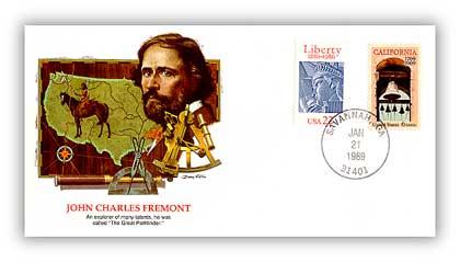 1989 John C. Fremont Cover