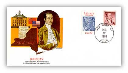 1989 John Jay Cover