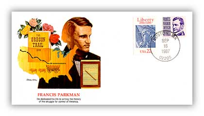 1987 Francis Parkman/Shapers of Am. Liberty