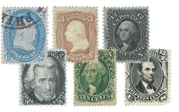 "1867 ""Z"" Grills, Complete Set"