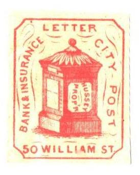 1863 (1c) red