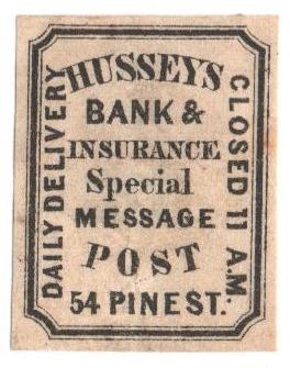 1872 black, wove paper