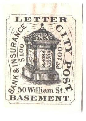 1875 1c black