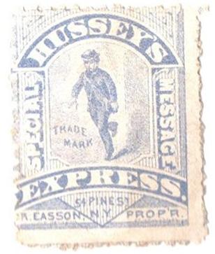 1880 ultramarine, type I