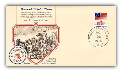 U.S. #93036 – Commemorative cover marking the 200th anniversary of the battle.
