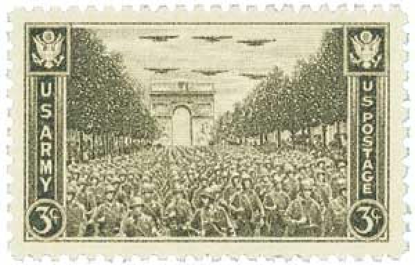 1945 3c Army