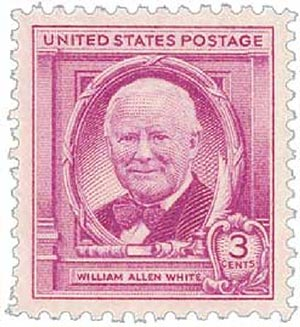 1948 3c William Allen White