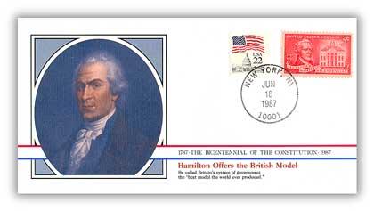1987 Hamilton Declares British Govt THE BEST