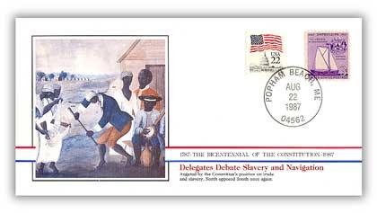 1987 Convention Discusses Navigation & Slaves