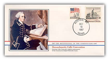 1987 Massachusetts Issues Call/Ratification