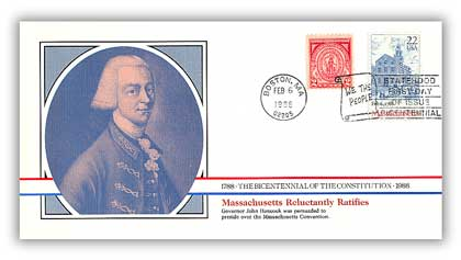 1988 Massachusetts Ratifies the Constitution
