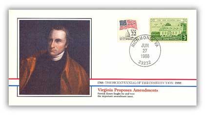 1988 Virginia Proposes 40 Amendments