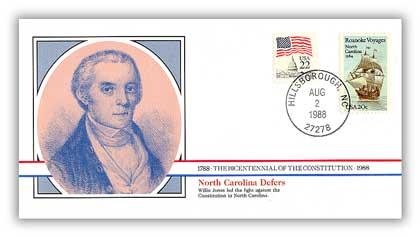 1988 North Carolina Defers Constitution