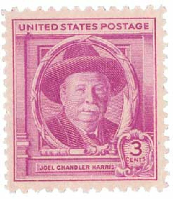 1948 3c Joel Chandler Harris