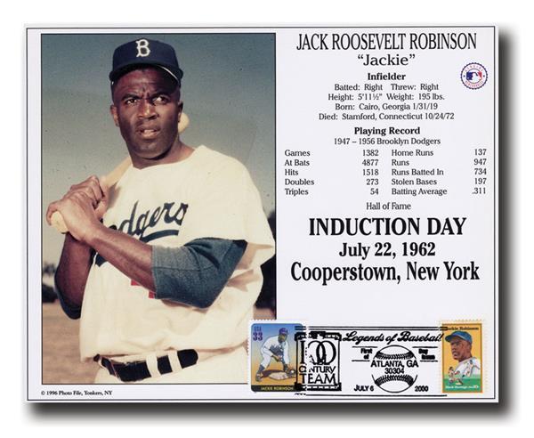 7/22/1962, Jackie Robinson supercards