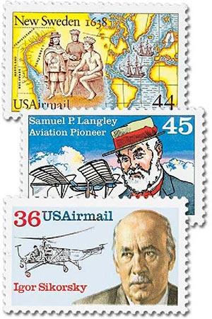 1988 Airmail Commems.