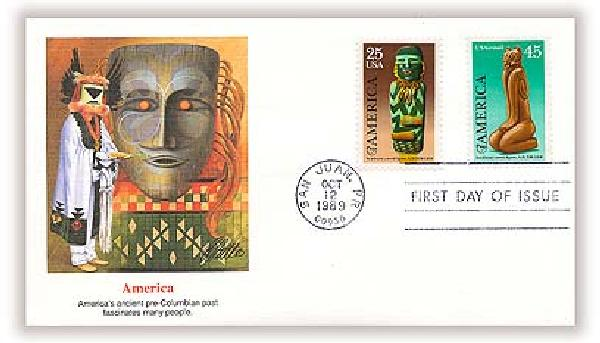 1989 Americas Issue Combination Cover
