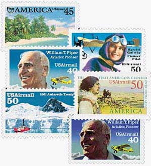 1990-1993 Commemoratives