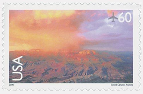 2000 60c Grand Canyon, s/a