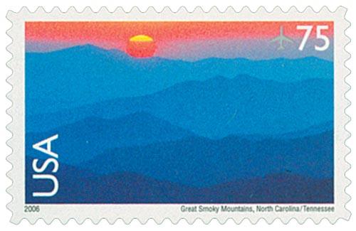 2006 75c Great Smoky Mnts Natl Park