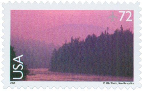 2008 72c 13-Mile Woods, New Hampshire