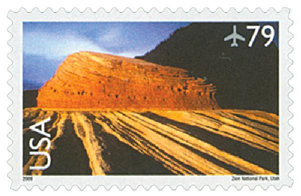 2009 79c Zion National Park