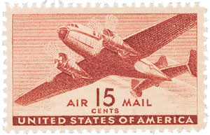 1941 15c Rotary Press