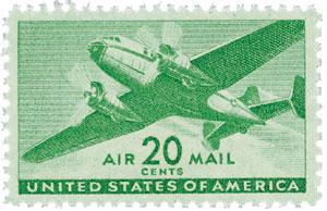 1941 20c Rotary Press