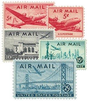 1946-47 Rotary Press 5V