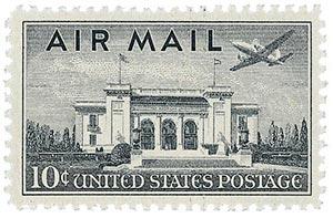 1946 10c Pan-American Bldg