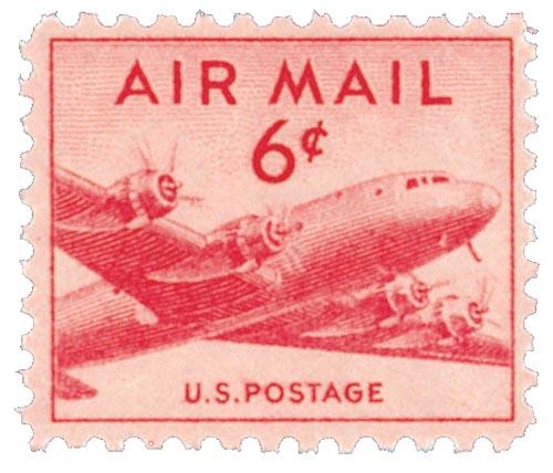 1949 6c DC-4 Skymaster