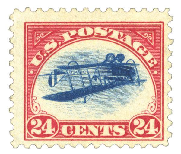 1918 24c Jenny Invert
