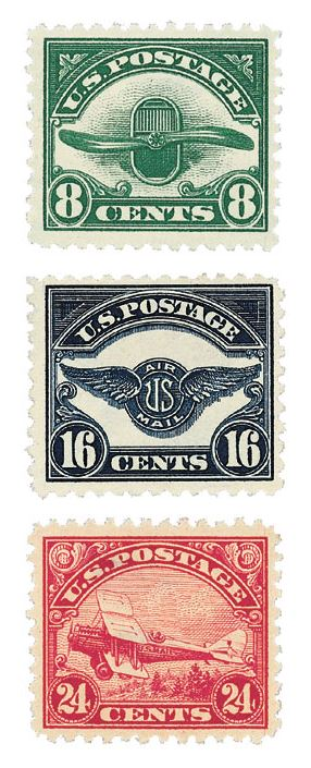 1923 Airmail Collection (C4-6)