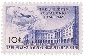 1949 10c Post Office