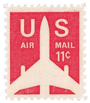 1971-73 11c Jet Airliner