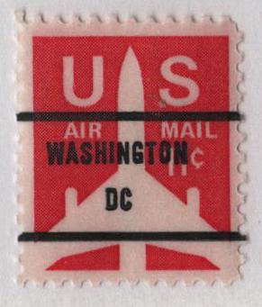 1971-73 100c pre-cancel