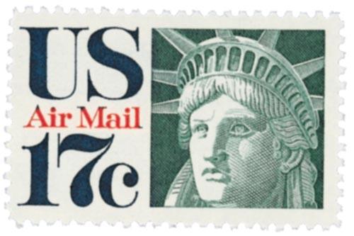 1971-73 17c Liberty Head