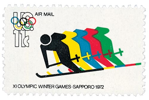 1972 11c Olympic Games
