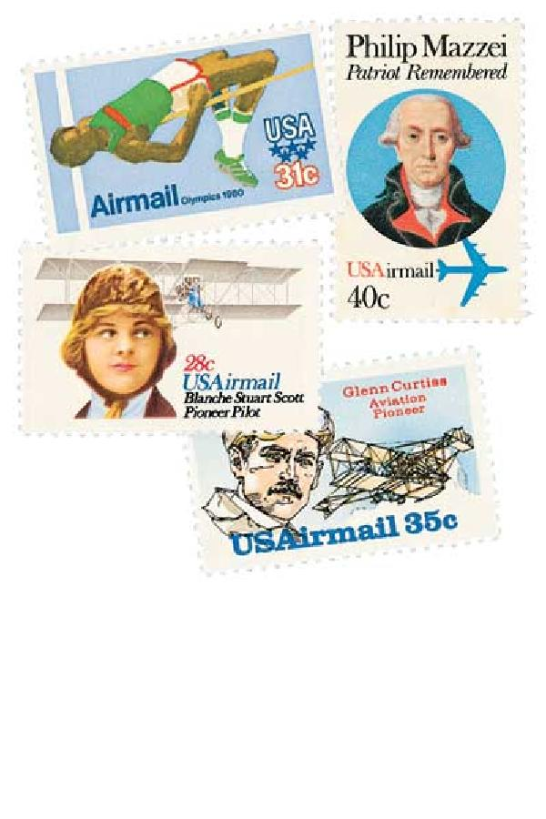 1979-80 Commemoratives 4V
