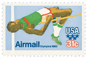 1979-80 31c Olympic Games
