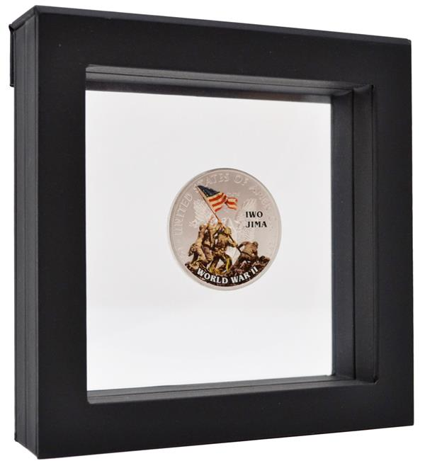NIMBUS 4' x 4' x 1 1/4' Floating Display Frame