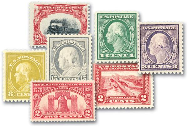 Heritage Collection Introductory Offer - US Stamps 1900-1953
