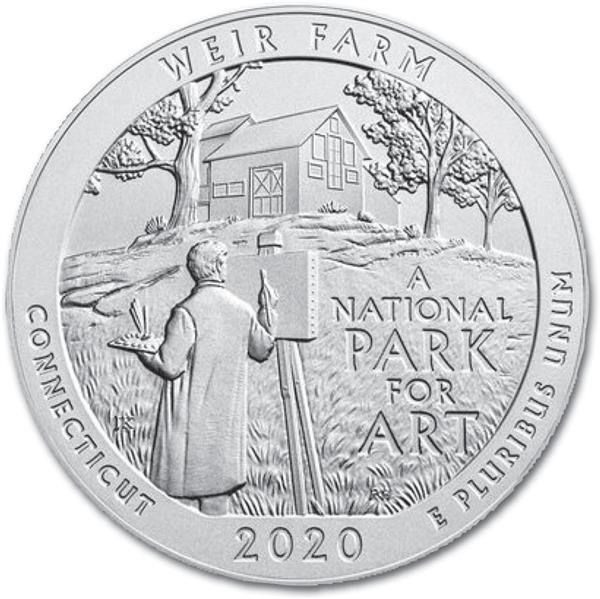 2020 Weir Farm National Historic Site P