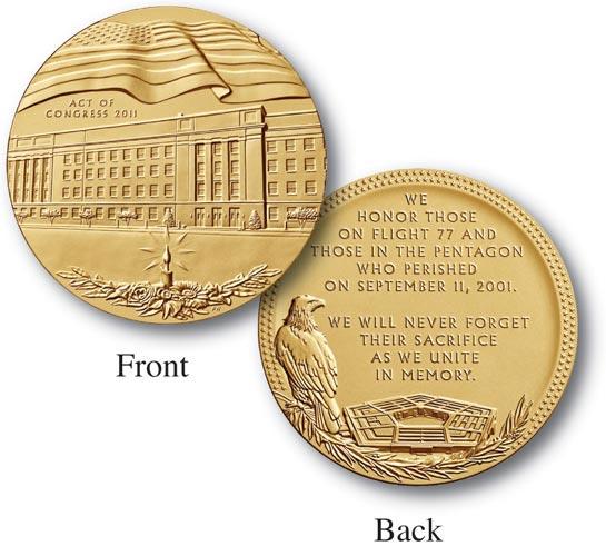 Fallen Heroes of VA 1.5 Bronze Medal