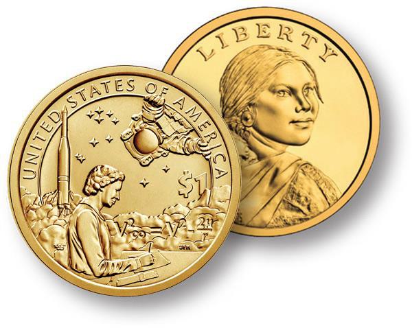 2019 Native American $1.00 P Mint