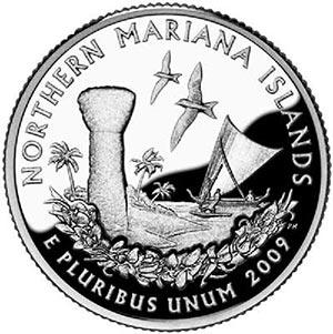 2009 Northern Mariana Island, D Mint