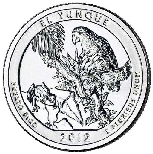 2012 El Yunque National Forest Qtr. D